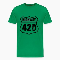 highway 420 T-Shirts