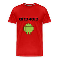 T-Shirts ~ Men's Premium T-Shirt ~ Android