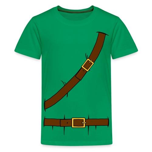 Link Cosplay Kid's Tunic T-shirt - Kids' Premium T-Shirt
