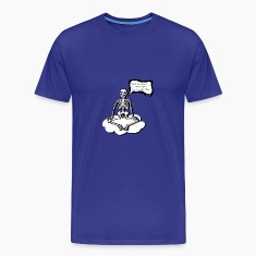 flying yoga T-Shirts