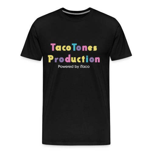 Taco Tones Production - Men's Premium T-Shirt