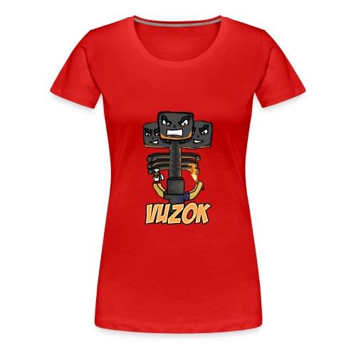 Womens Wither Boss Tee! - Women's Premium T-Shirt