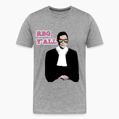 RBG Y'All Rainbow Sunglasses (Unisex T)