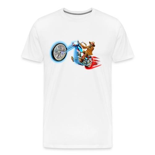 GRAVE RIDER - Men's Premium T-Shirt