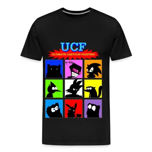UCF vs SHADOWS - Men's Premium T-Shirt