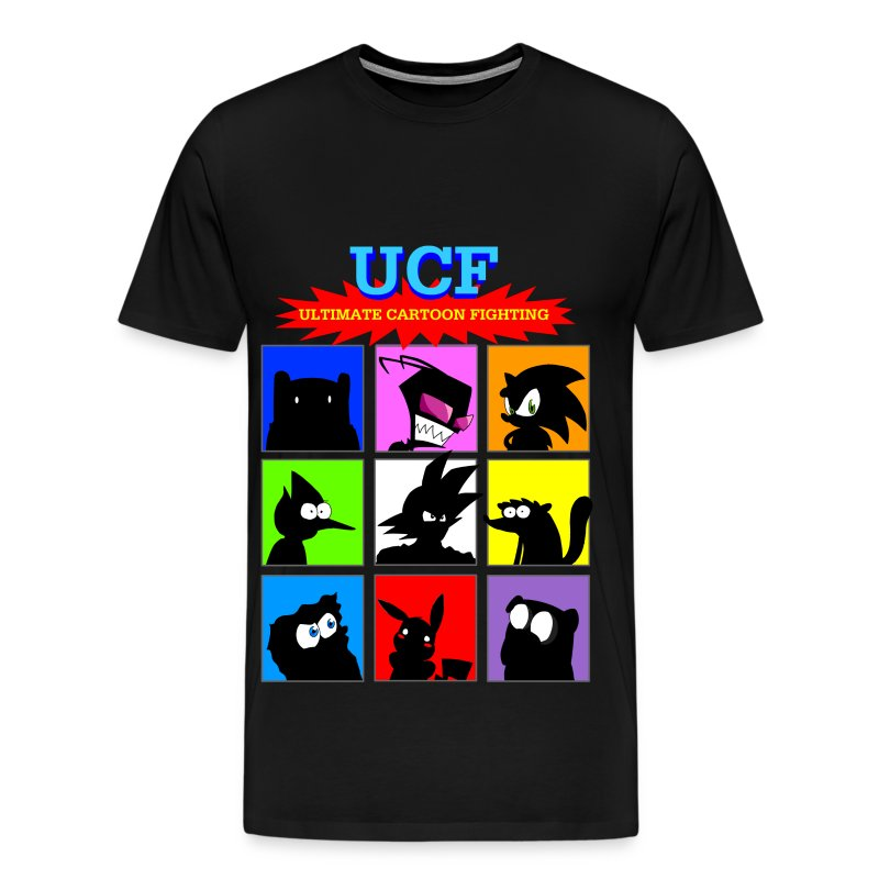 UCF vs SHADOWS - Men's Premium T-Shirt