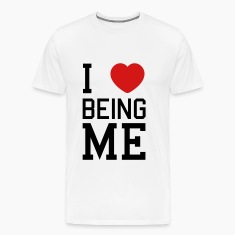i love being me T-Shirts