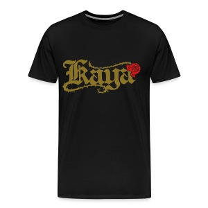 [M] Plus Kaya Rose - Men's Premium T-Shirt