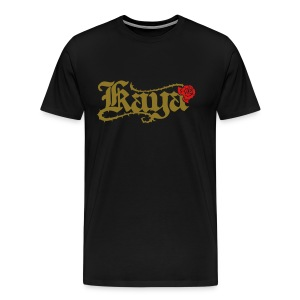 [M] Kaya Rose - Men's Premium T-Shirt