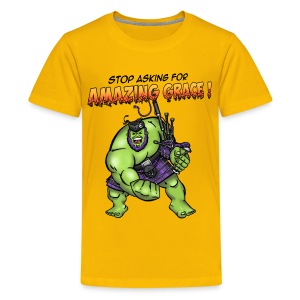 Stop Asking ! Kidz - Kids' Premium T-Shirt