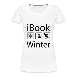 Winter Women's T-Shirts - Women's Premium T-Shirt