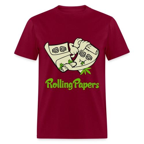 Papers - Men's T-Shirt