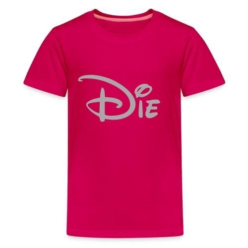 Die Tee Anti Dis - Die kids T-shirt - Kids' Premium T-Shirt