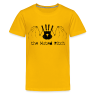 Kids' Shirts ~ Kids' Premium T-Shirt ~ tMP Black Bat