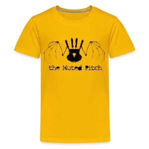 tMP Black Bat - Kids' Premium T-Shirt