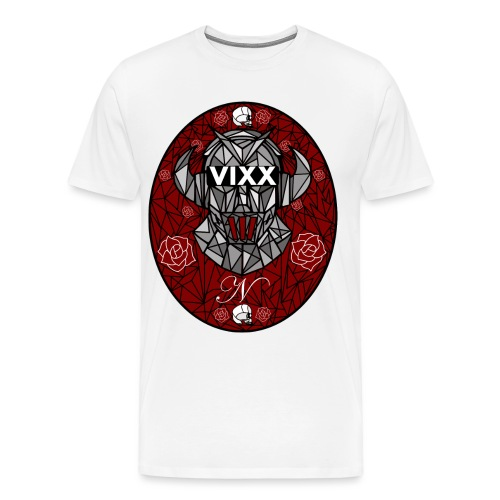 VIXX Stained Glass- N - Men's Premium T-Shirt