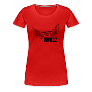 T-Shirts ~ Women's Premium T-Shirt ~ Spread your wings and HM02