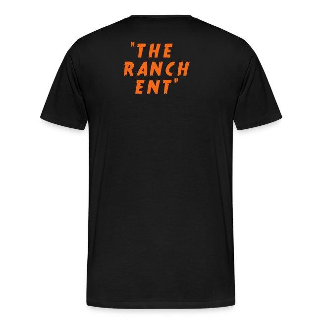 Original Men's T 1 Orange on Black