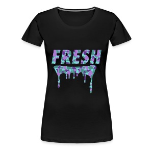 Dripping Fresh Tee - Women's Premium T-Shirt
