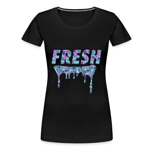 Dripping Fresh Tee - Women's Premium T-Shirt