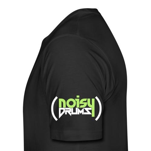 NoisyDrums FYIYDLDnB - Men's Premium T-Shirt