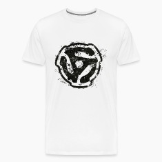 45 R.P.M. T-Shirt (Men/White)