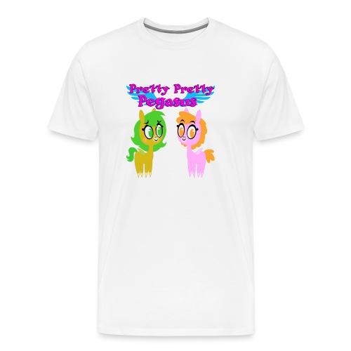 Pretty Pretty Pegasus - Men's Premium T-Shirt