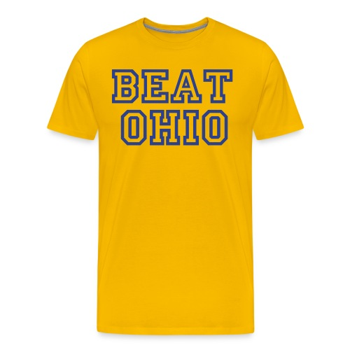 BEAT OHIO - Men's Premium T-Shirt