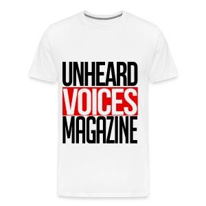 Unheard Voices Tee - Men's Premium T-Shirt