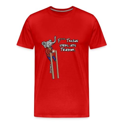 Cr1tiKaL Fan-Made T-Shirt - Men's Premium T-Shirt