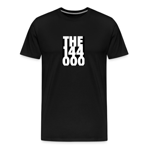 The 144000 T-Shirt - Men's Premium T-Shirt