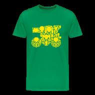 T-Shirts ~ Men's Premium T-Shirt ~ Sophia the 3rd [blastermaster]