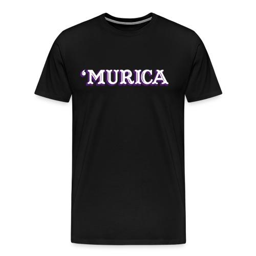 Men's 'Murica' T-Shirt - Men's Premium T-Shirt