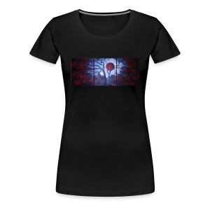 Red Moon Classic Tee - Women's Premium T-Shirt