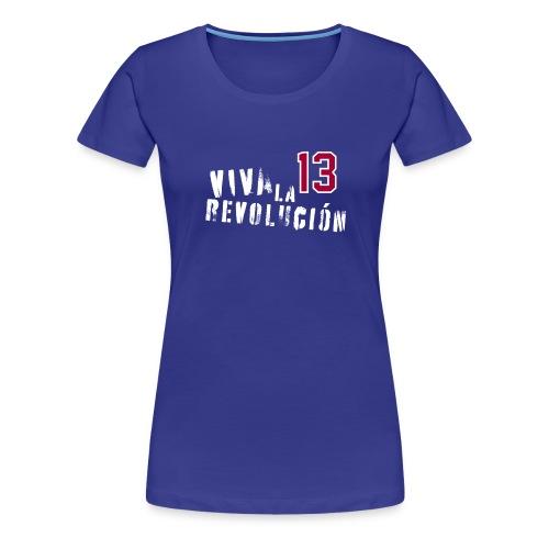 Viva La Revolución! - Women's Premium T-Shirt