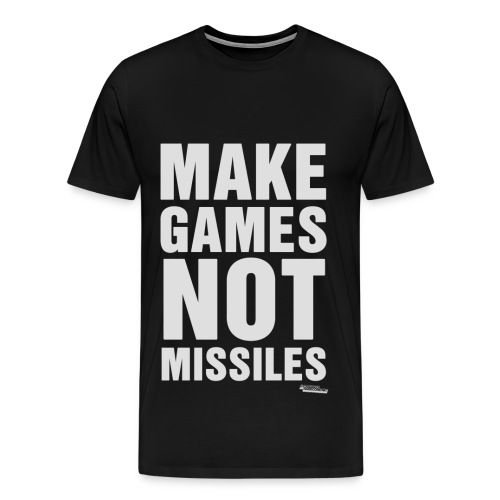 Games=World Peace T-Shirt - Men's Premium T-Shirt