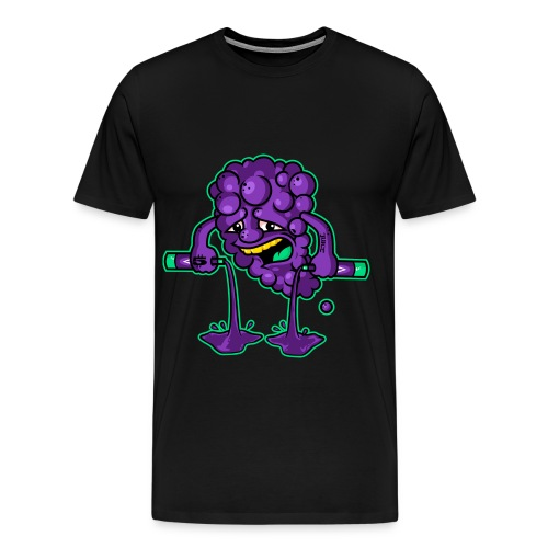 Grape 5 Tee - Men's Premium T-Shirt