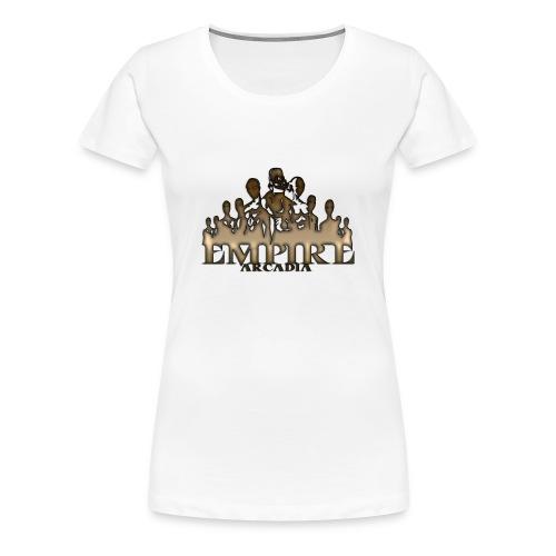 Women's Premium T-Shirt - tom brady,team,reo,noah,kdz,gaming,fgc,esports,Triforce,Empire Arcadia