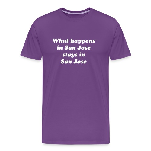 What Happens - Men's Premium T-Shirt