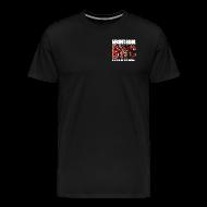 T-Shirts ~ Men's Premium T-Shirt ~ BWC MWO Launch Event Tee