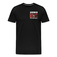 T-Shirts ~ Men's Premium T-Shirt ~ Big Ass BWC MWO Launch Event Tee