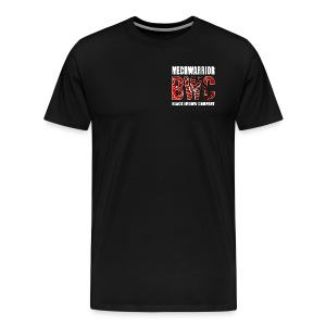 Big Ass BWC MWO Launch Event Tee - Men's Premium T-Shirt