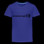 Kids' Shirts ~ Kids' Premium T-Shirt ~ AmateurLogic Kids T-Shirt