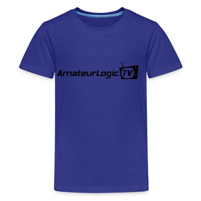 AmateurLogic Kids T-Shirt