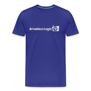AmateurLogic Heavyweight T-Shirt - Men's Premium T-Shirt
