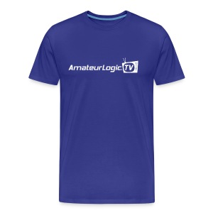 AmateurLogic Heavyweight T-Shirt - Men's Premium T-Shirt