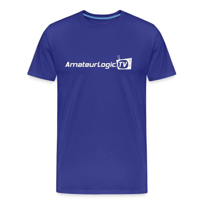 AmateurLogic Heavyweight T-Shirt