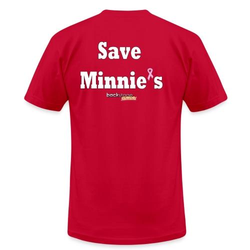Save Minnie's - Mens - Men's Fine Jersey T-Shirt