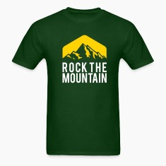 ROCK THE MOUNTAIN T-Shirts