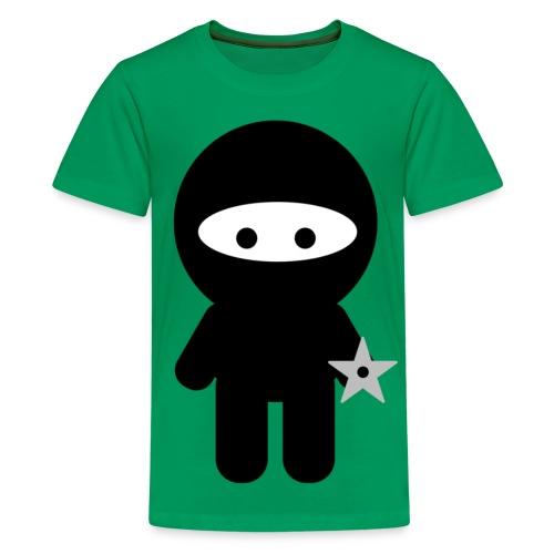 Lil' Ninja - Kids' Premium T-Shirt